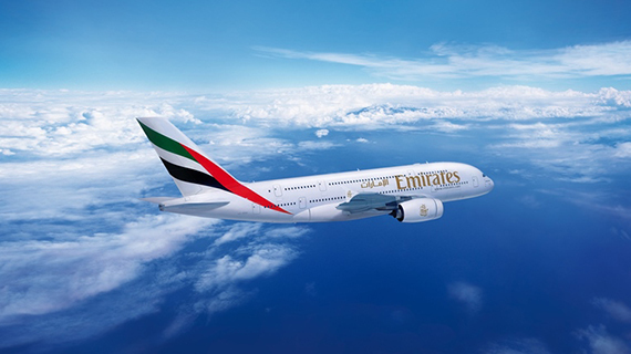 Emirates erhält Travelers' Choice Award